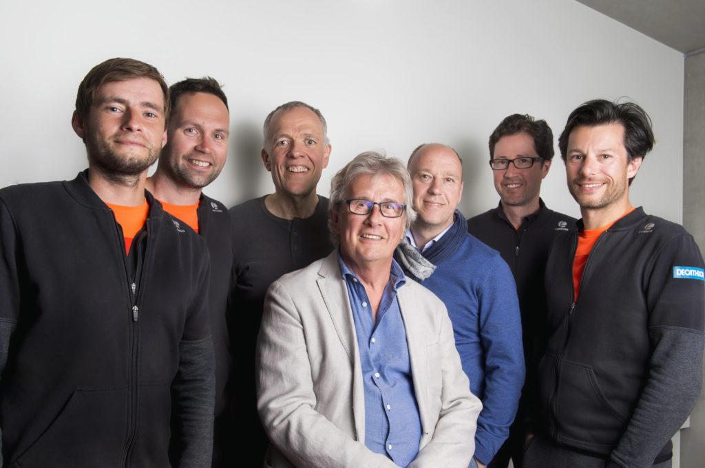 bestuur groepsfoto