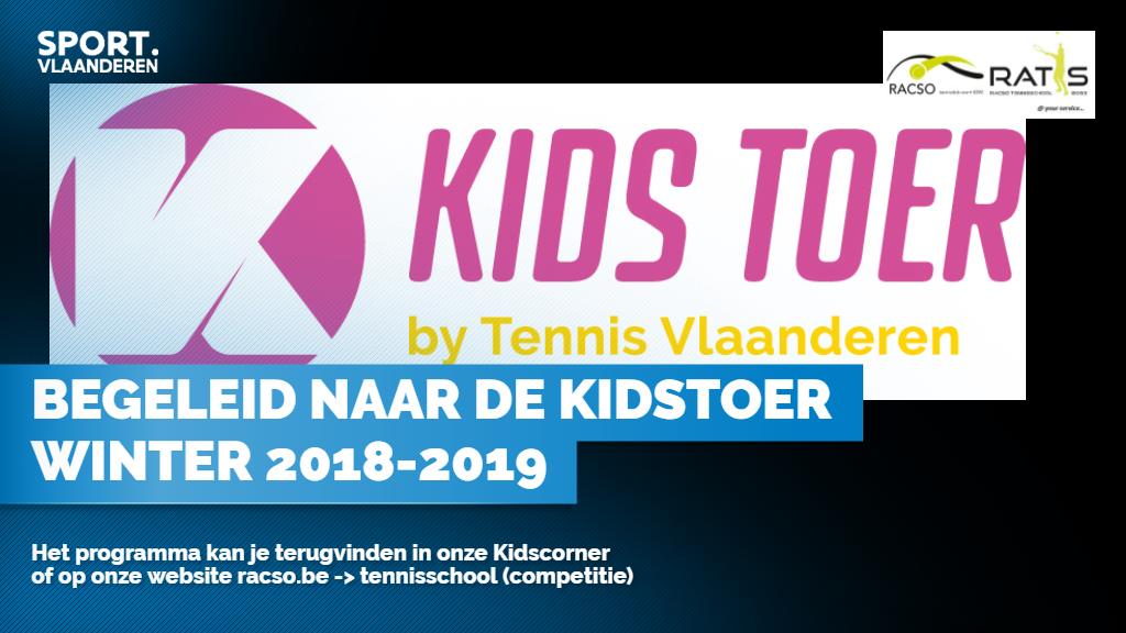 Begeleid naar de Kidstoer winter 2018-2019