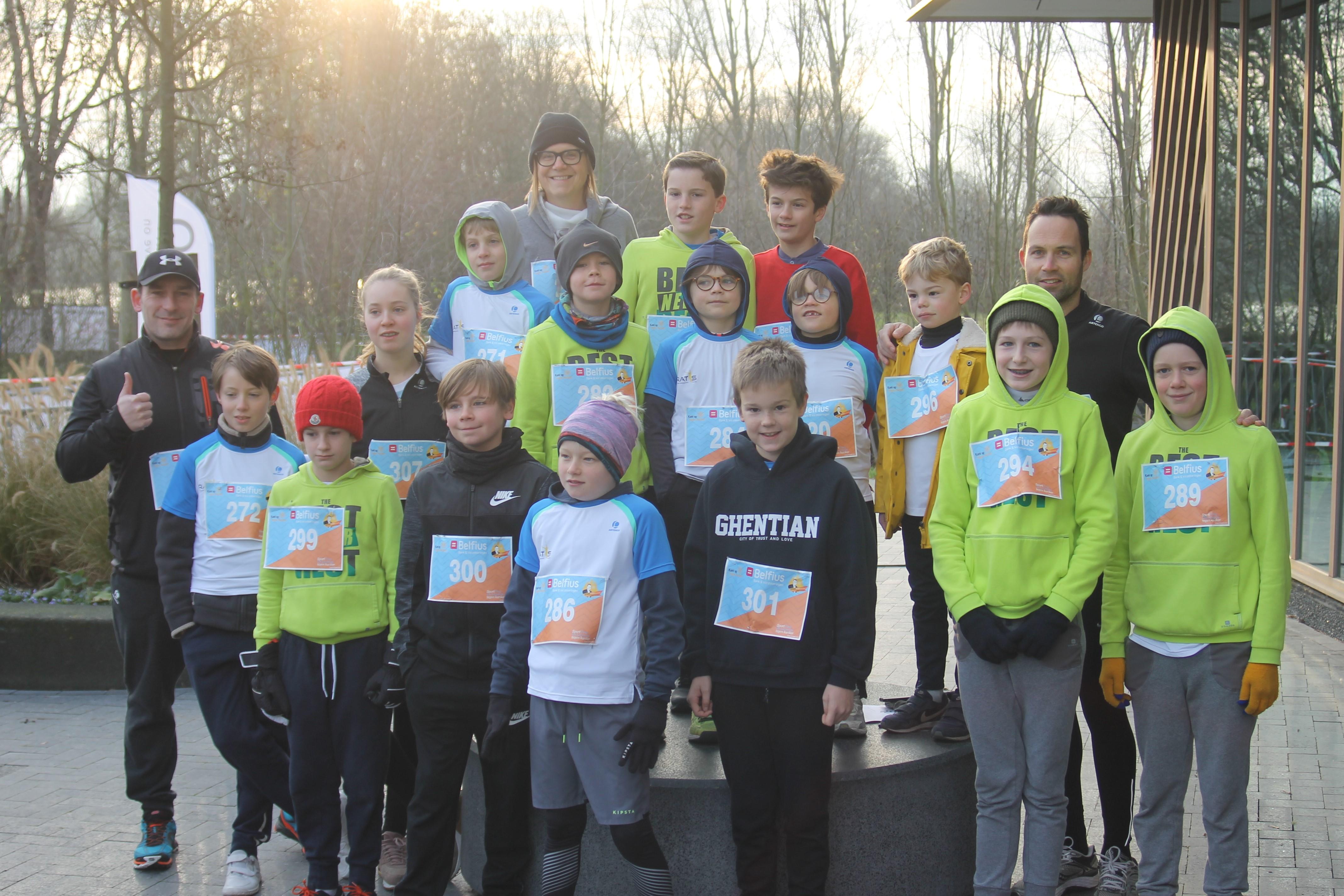 SportYves tegen kanker (15/12/2018)
